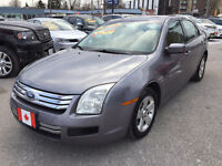 2006 Ford Fusion SE SEDAN....LOW KMS...PERFECT COND...8 WHEELS