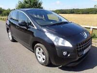 2011 Peugeot 3008 1.6 HDi FAP SR 5dr