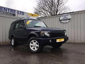Land Rover Discovery 2.5Td5 ( 5st ) 2004MY Pursuit 4X4
