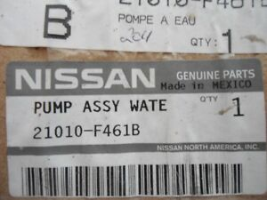 water pump new in box 2002 - 2008 nissan Altima (21010-F461B) West Island Greater Montréal image 3