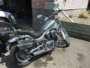 JUST REDUCED: 2008 Suzuki intruder VS800