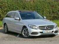 2016 Mercedes-Benz C200 D SPORT PREMIUM Auto Estate Diesel Automatic