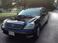 2001 Lexus LS 430 Sedan--- Ball park offers ---