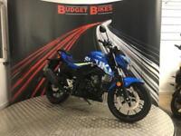 2018 18 SUZUKI GSX-S125 SUZUKI GSX S 125