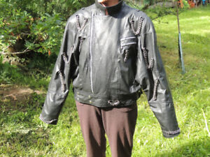 Leather Jacket suitable for bikers