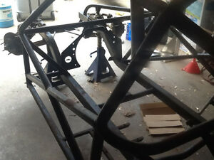 Pro Street/Drag chassis