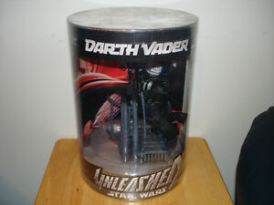 Star Wars Unleashed Darth Vader Figure! Belleville Belleville Area image 1