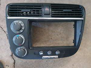 Honda civic 2001-2004 Dash Kit