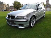 LHD 2004 BMW 320 2.0TD, Manual, 2004MY, Diesel, LEFT HAND DRIVE