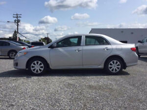 2009 Toyota Corolla CE with remote start one owner accident free