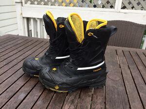 Bottes / boots Terra noire / black grandeur / size  8
