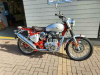 Royal Enfield Trials 499cc Naked with free nationwide delivery in lockdown