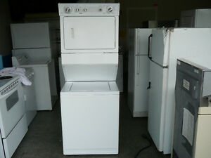 Excellent 1 Piece Stacker Washer & Dryer Units - Just Like New