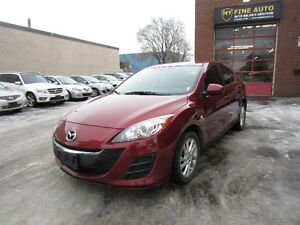 2010 Mazda3 GS / GREAT SHAPE / ONLY 123,000 KM