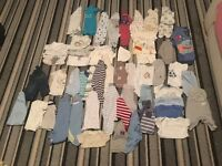 Large boys bundle first size to 12 month