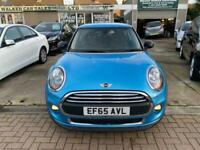 2015 MINI Hatch Manual Petrol ONE Blue 2015 4700 Hatchback Petrol Manual