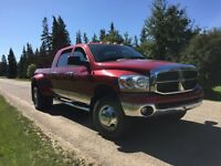 2006 Dodge Ram 3500 dually mega cab