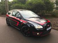 Ford Focus 2.5 ST-3 ST3 Upgraded 300 Bhp Red Wrapping can be removed
