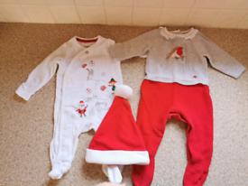 Baby Christmas Clothes Bundle