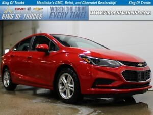 2017 Chevrolet Cruze LT | Sedan | 4cyl | Rear Camera | Heated Se