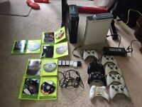 2 Xbox, 6 controllers