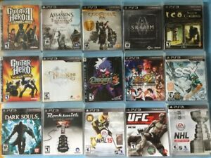 NHL Legacy, UFC 3, Ass Creed Americas, Alice Madness.....