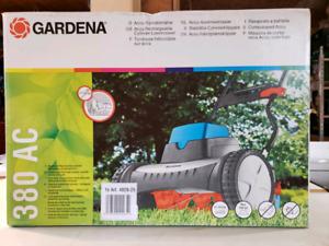Gardena Cordless Lawnmower