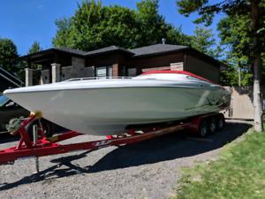 Polissage bateau, cire, compound / réparation de gelcoat