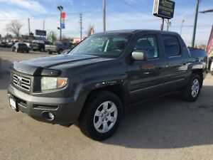 2007 HONDA RIDGELINE RTS * 4WD * POWER GROUP * LOW KM London Ontario image 2