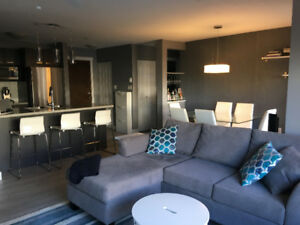 Immaculate & Modern 2 BED/2 BATH Fully Furnished Condo