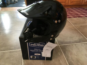 Polaris large youth helmet