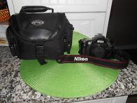 Nikon F75 Camera + Bag