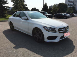 2015 Mercedes-Benz C-Class C300 | PREMIUM  SPORT Package