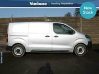 2019 Citroen Dispatch 1000 1.6 BlueHDi 115 Van Enterprise Medium Wheelbase L2H1