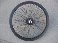 Alexrims Supra E Pro Tripple Wall Front Wheel