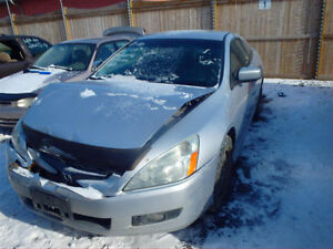HONDA ACCORD (2003/2007/ FOR PARTS PARTS PARTS ONLY)