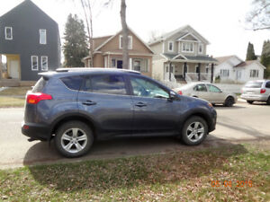 2014 Rav 4, Mint condition,Dealer maintained, lady senior driven