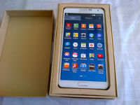 SAMSUNG GALAXY NOTE 3, 32GB, WHITE, UNLOCKED, WIND/MOBILICITY