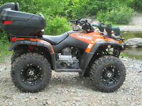 2002 Honda 350 4x4 (like new)