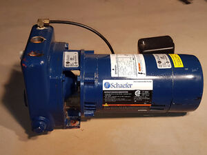 Schaefer Non Submersible Jet Pump in Good Condition