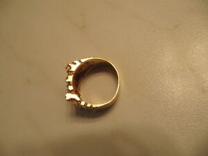 10K yellow gold ring West Island Greater Montréal image 5