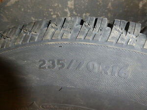 Artic Claw winter tires and rims set of 4 London Ontario image 5