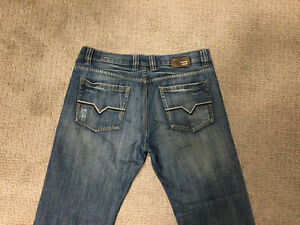 """Diesel Jeans - 34"""" x 32"""" - Relaxed fit"""