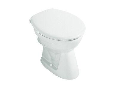 Vigour * Clivia * Tiefspüler * Tiefspül - Toilettenbecken * weiß * Stand WC *
