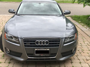 2012 Audi A5 2.0T premium Plus Coupe (2 door)