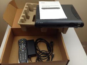 Telus Optik Cisco CIS330 IP Set-Top Box