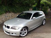 BMW 1 SERIES 118d M SPORT !! £30 ROAD TAX FULL YEAR!!