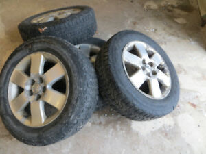 Corolla Rims and Tires