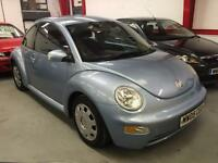 2005/05 VW Beetle 1.9pd TDI, 12 Months mot, HPI Clear, 103000 miles, Rare Car
