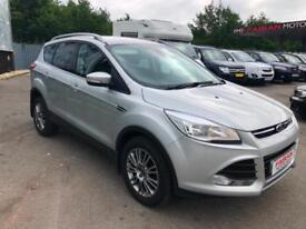 2013 Ford Kuga 2.0TDCi 140 Titanium Full Ford Service History - 1 Previous Owner